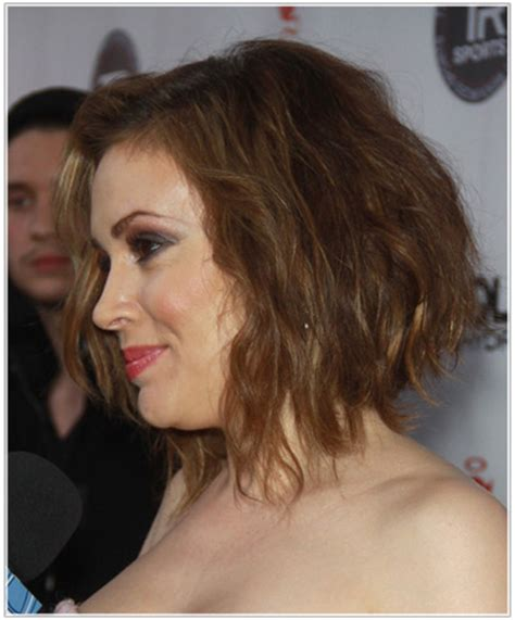 millisa milanos hair alyssa milano s throwback to the eighties hairstyle and