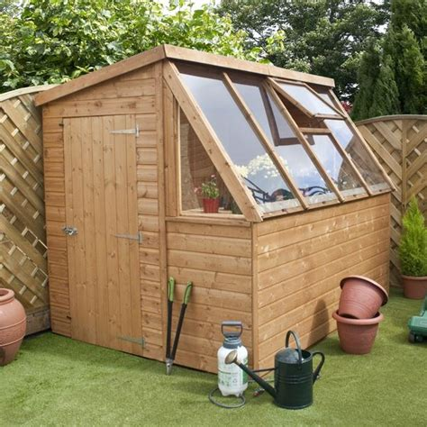 wooden potting shed greenhouse shed plans 10x12 cheap metal storage sheds for sale