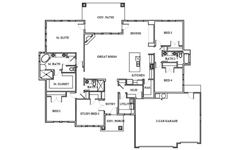 boise hunter homes floor plans the davenport boise hunter homes