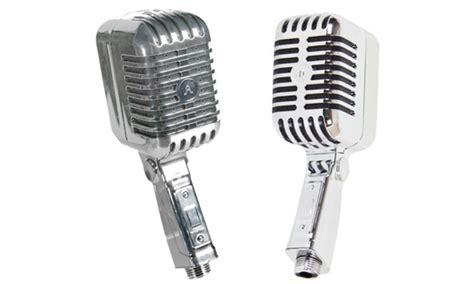 microfono doccia soffione a forma di microfono groupon goods