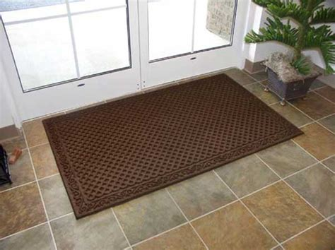 Front Door Mats Outdoor Elite Rubber Backed Door Mats