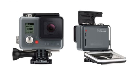 Gopro Entry gopro s new is an attractive entry level