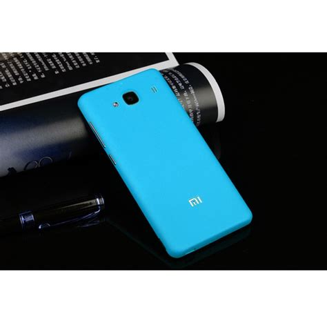 Spare Part Xiaomi Redmi 2 matte battery back cover replacement for xiaomi redmi 2