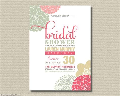 bridal shower invitation wording  shipping gifts