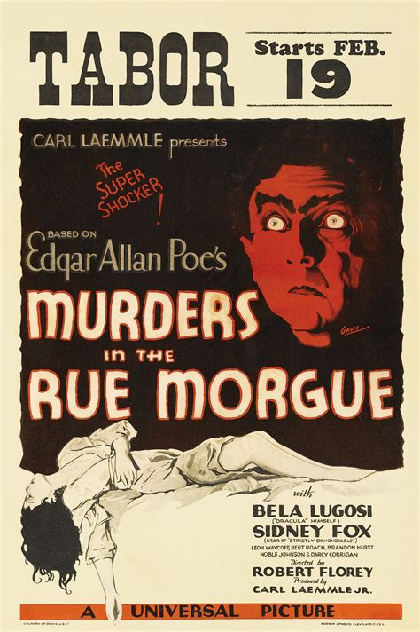 The Murders In The Rue Morgue the murders in the rue morgue www imgkid the image