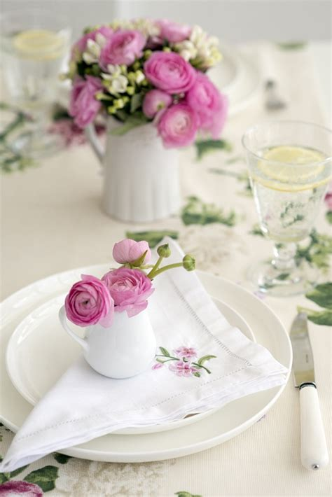 beautiful place settings