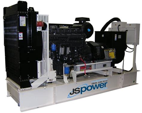 250kva 500kva biodiesel generator by js power limited uk
