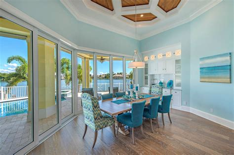turquoise dining room amanda atkins robb stucky house of turquoise