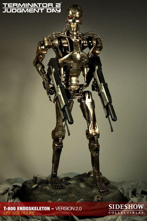 t 800 figure terminator 2 judgment day t 800 endoskeleton version 2 0