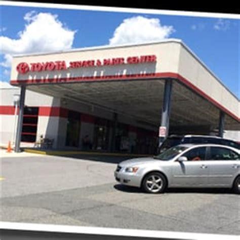 Frederick Toyota Service Fitzgerald Toyota Service Center 14 Photos 62 Reviews