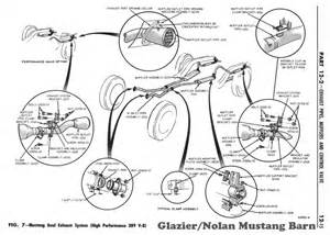Brake Line Diagram 66 Mustang Lets See Your Non Gt Exhaust Tips On Your 65 66 Gt