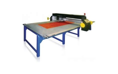 laser cutting table spreading and cutting combi laser cutting static table