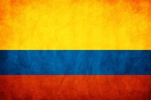 colombia colors colombia grunge flag by think0 on deviantart