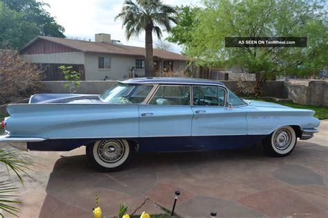 1960 buick lesabre 1960 buick lesabre flattop 4dr ht restoration a c
