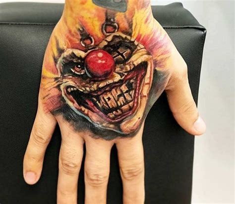 twisted metal tattoo twisted metal by lucian toro post 22388