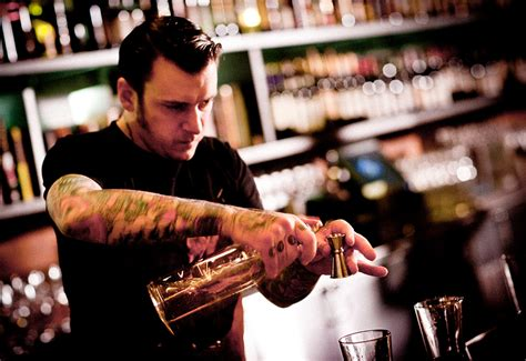Beginner Bartender by Engaging The Bartender What The Wine World Should Learn From Spirits Brands Publicasity Pr