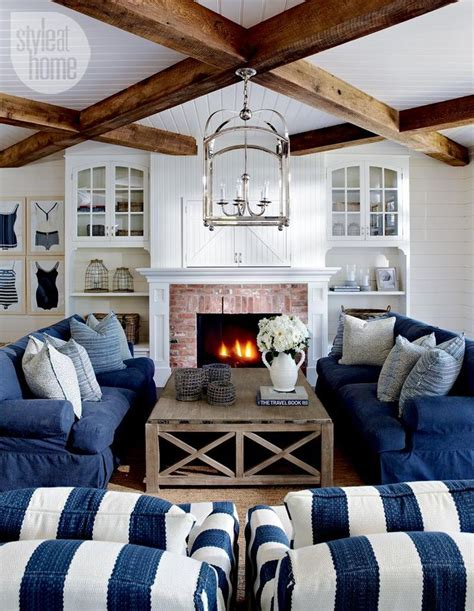 beach living room furniture inspired by wood beam plank ceiling design the