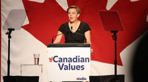 Endorsements Thanks Or No Thanks by Simcoe Grey Mp Kellie Leitch Says No Thanks To Anti