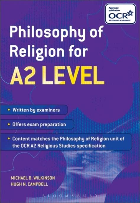 philosophy and the study of religions schilbrack kevin wiley blackwell libro hoepli it study notes for unit 2 at the ocr stuvia