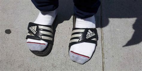 adidas sandals with socks discussion archived random thoughts 4 page 558