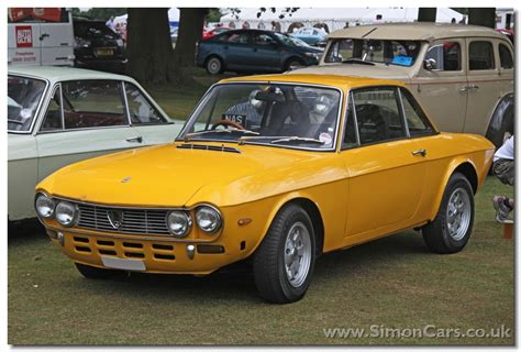 Fulvia Lancia Lancia Fulvia Coupe Hf Picture 12 Reviews News Specs