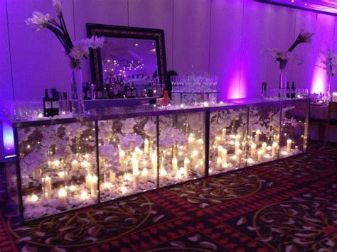 10 Ways to ?Set the Bar?, Candles and Flowers by Morrell