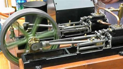 Stuart Twin Victoria Live Steam Engine At Ataf Club Tessin | stuart twin victoria live steam engine at ataf club tessin