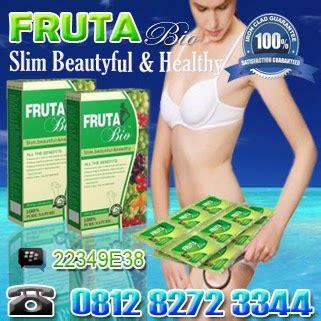 Pelangsing Fruta Bio pelangsing badan herbal fruta bio slim lidya care