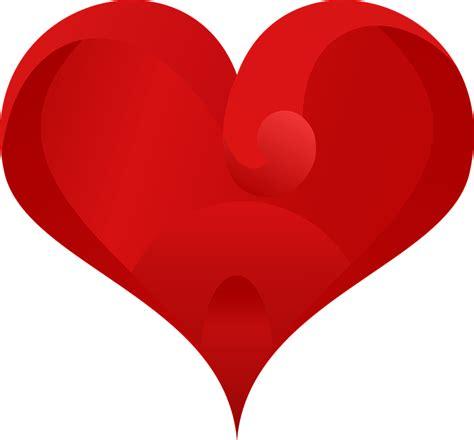 4 the love of go l d image vectorielle gratuite coeur l amour coeur d amour