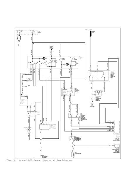 volvo 850 power window wiring diagram free