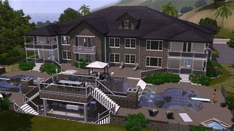 house building the sims 3 home building the enclave let s build an apartment finale