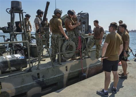 boat command dvids images riverine command boat training mission