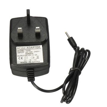 Charger Acer 12v 2 A Ori 12v 2a charger for acer iconia tab a500 a501 a100 a200 a210 tab w3 810 sale banggood