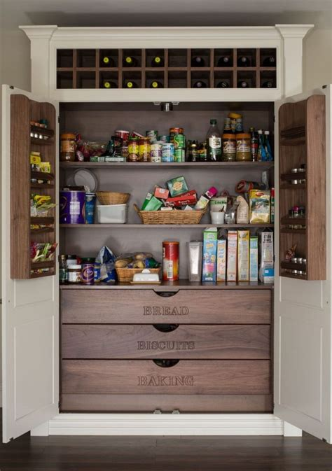 pantry decorating ideas best 25 kitchen pantry design ideas on pinterest