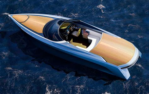 aston martin boat aston martin speedboat project appoints sales director