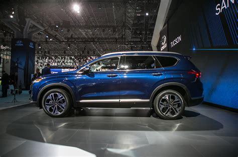 2019 Hyundai Santa by 2019 Hyundai Santa Fe Enters Production Motor Trend