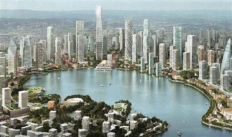 Beach Style Home Plans china s incredible megacities will house 100million people