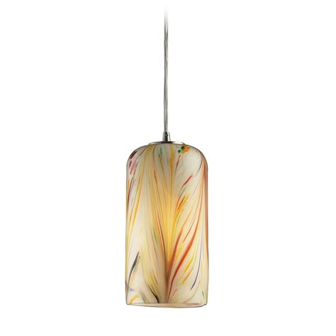 Colored Glass Pendant Lights Colored Glass Mini Pendant Lighting Gnewsinfo