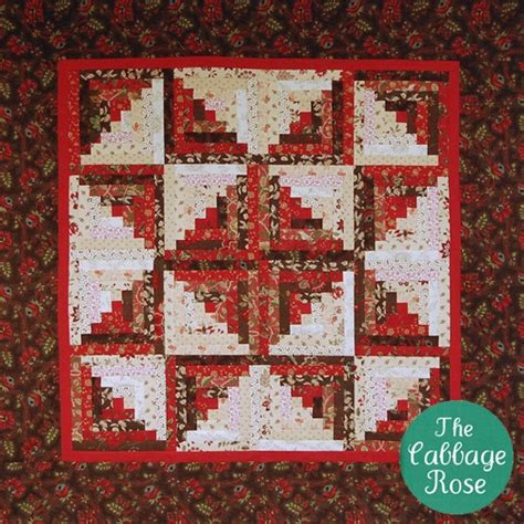 Log Cabin Quilt Kits by Log Cabin Quilt Kit Quilting