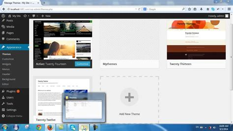 wordpress tutorial new theme how to create new project new themes in wordpress
