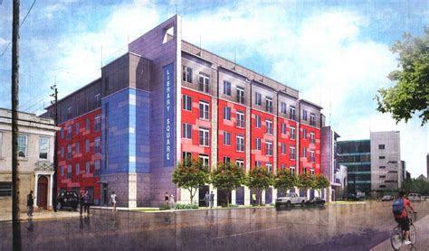 Post Office Downtown Indianapolis by Developers Pitch Two More Downtown Apartment Projects