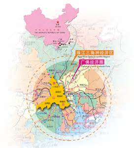 Foshan China Map by Foshan China Map Images