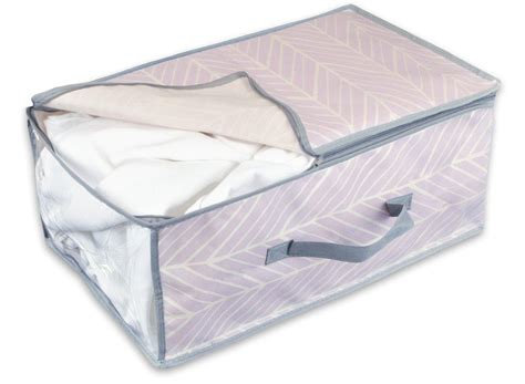 amazon under bed storage amazon com dii breathable under the bed or closet soft