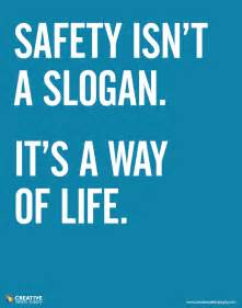 Safety slogans for the workplace for pinterest