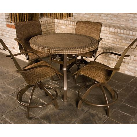 Furniture Ideas Counter Height Patio With Iron Round Plus Counter Height Patio Furniture
