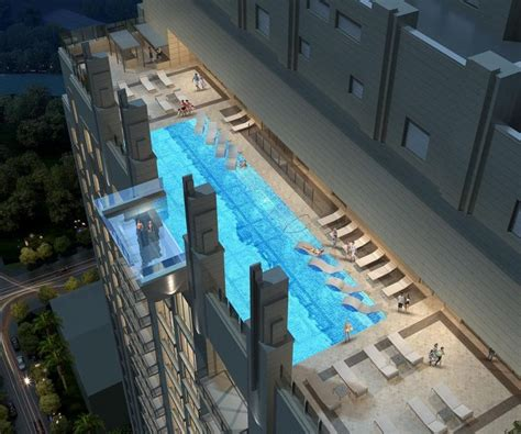 wonderful Luxury Above Ground Pools #4: Market-Square-Tower's-glass-sky-pool-floats-500-ft-above-the-ground_15.jpg