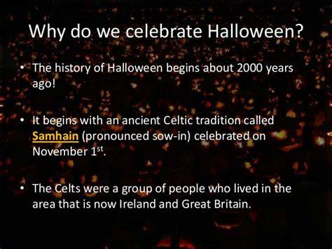 why do we celebrate it s