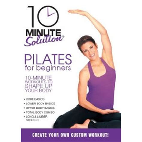 pilates for beginners 10 minute solution review one day