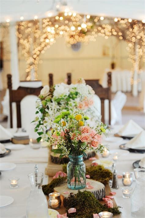 rustic wedding table ideas 98 rustic wedding table settings happywedd