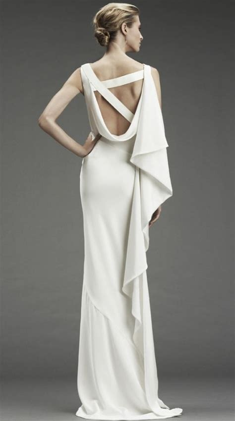 greek draped dress 10 images about the greek wedding dress on pinterest